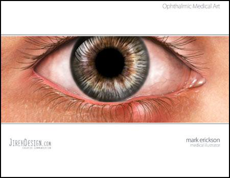 Eye art portfolio PDF download